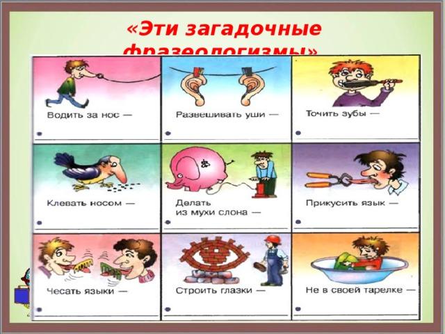 Реферат на тему фразеологизм 897