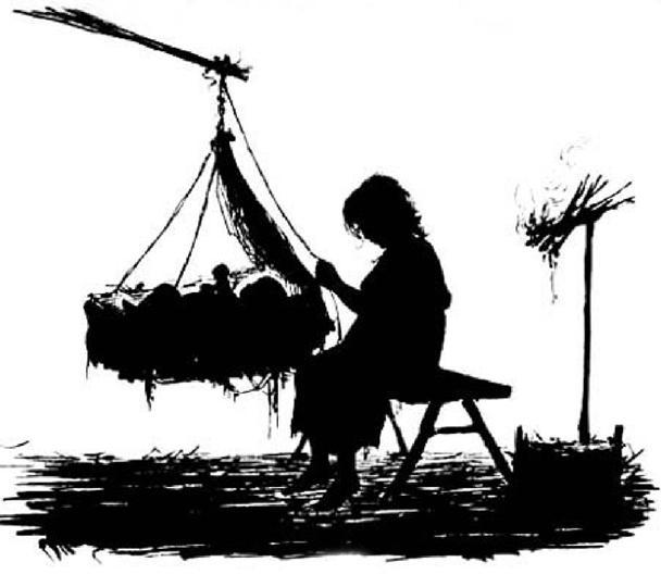 Иллюстрации к рассказу тургенева бирюк картинки