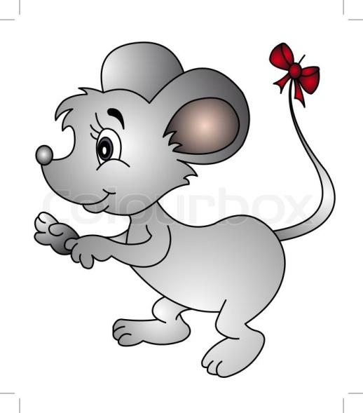 Мышка из сказки репка по одному в картинках для печати