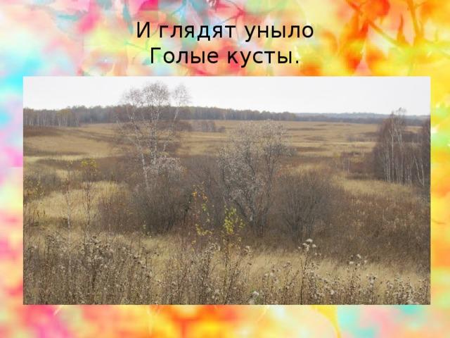 картинки к стихотворению осень наступила слов нужно