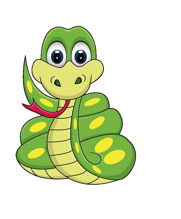 Змейка в картинках для детей