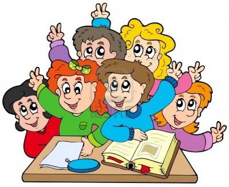 Картинки о школе и учениках для презентаций