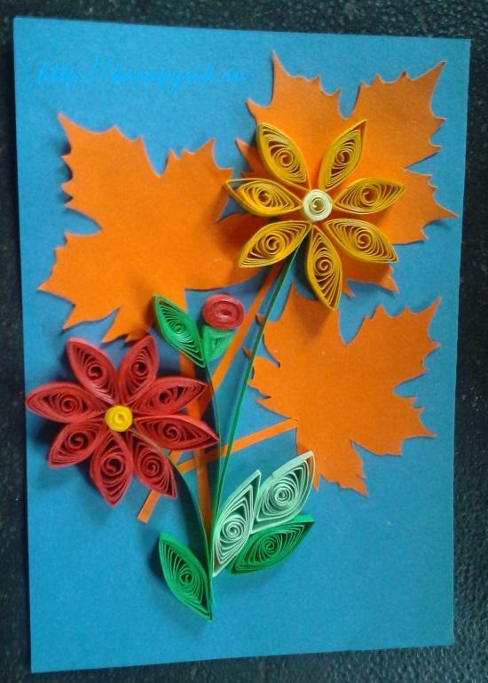 пожалуй открытка в стиле оригами ко дню учителя видят
