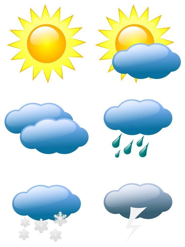 Надписью, погода в картинках