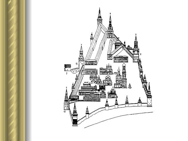 территория старого кремля