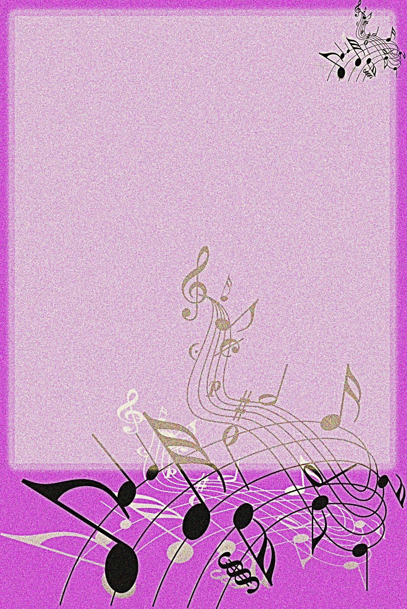 Планшет, рамки музыкальные открытки