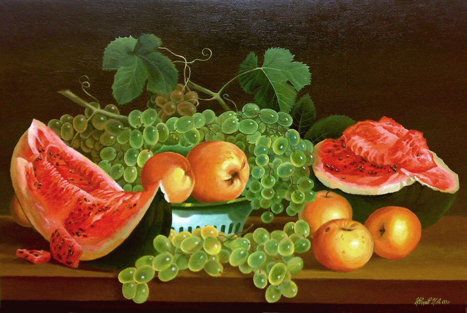 Для психов, открытки овощей и фруктов