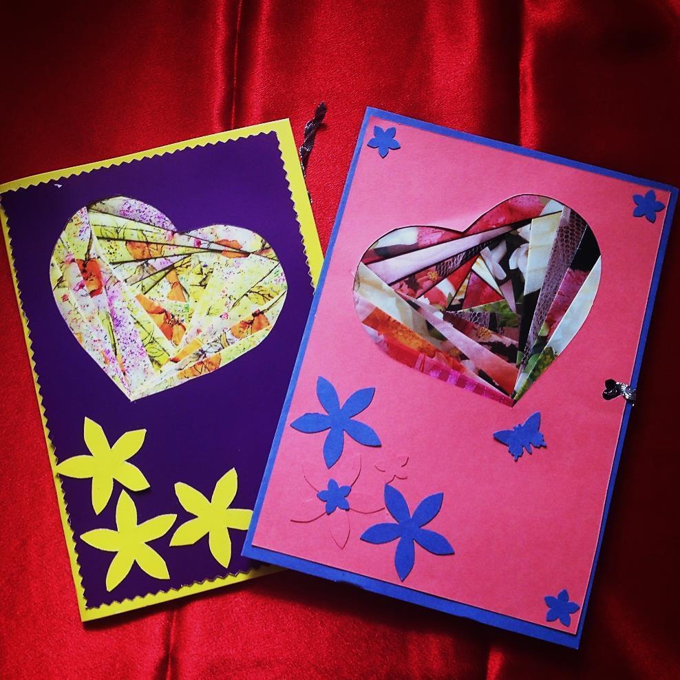Картинки, изготовление открыток задачи