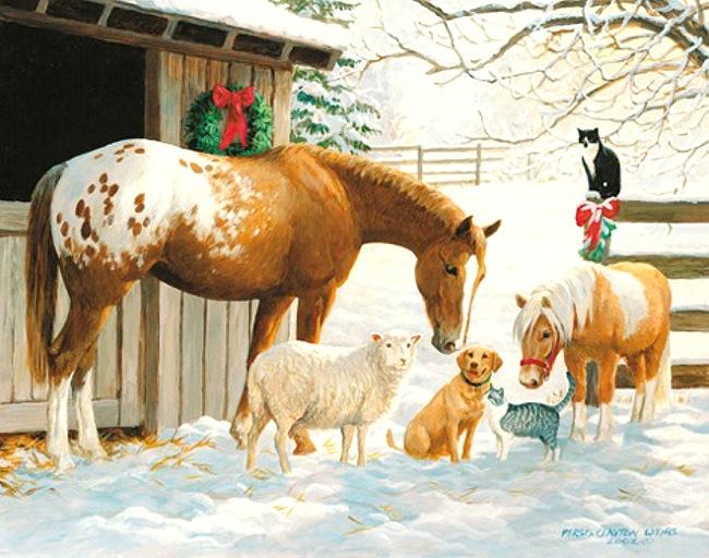 Мальчику лет, картинки новый год лошадь