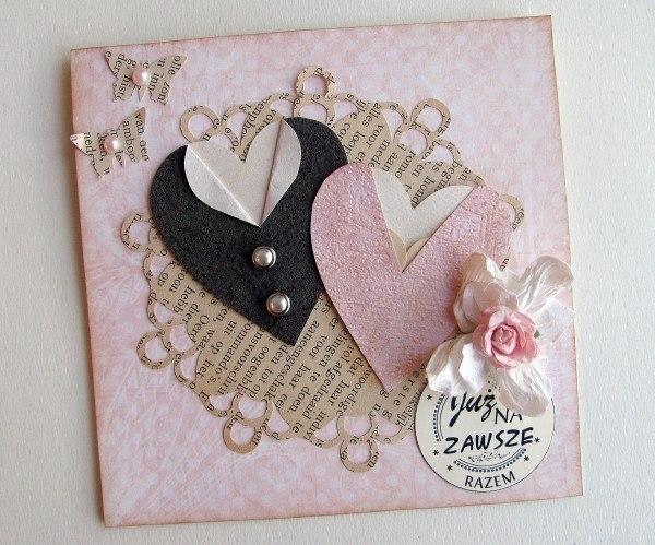 Идеи открыток свадебных своими руками, женщине юбилеем лет